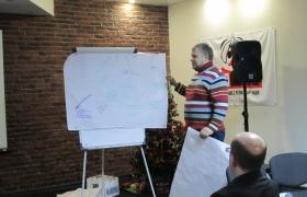 Мировое кафе «Потребности, вызовы и возможности для развития предприимчивости молодежи и социального предпринимательства в Эстонии и Беларуси»