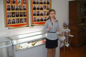 Наваселле ў музеі