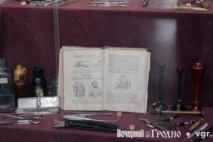 Свидетели Первой мировой: вещи, которым больше 100 лет, впервые показали в Сморгони