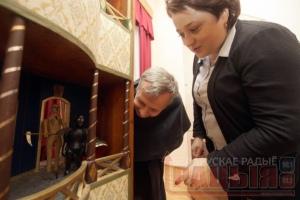 Выстава батлеек адкрылася ў Гарадзенскім музеі гісторыі рэлігіі