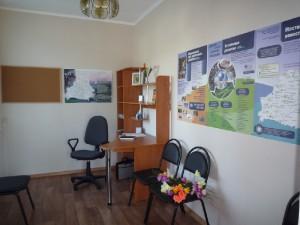 Открытие сельского социально - делового центра в д. Залесье