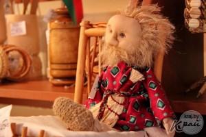 Куклы браславской мастерицы покажут на выставке в Витебске