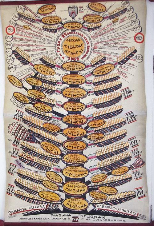 dreva rodu aginskih