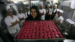 Проект «Босс». «Королева миндальных пирожных» из Индии