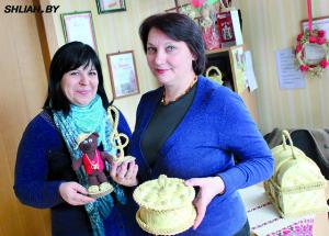 Ніна Кенька (злева) і Наталля Логач