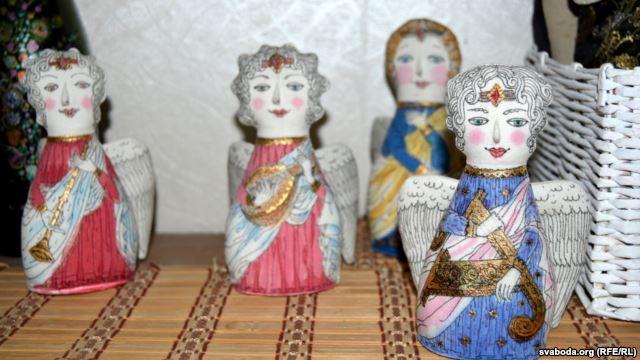 Анёлы зь беларускім характарам