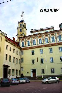 Астранамічная абсерваторыя Віленскага ўніверсітэта.