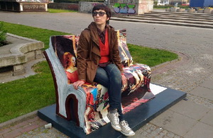 Скарынкіна: Дзякуючы Мілашу я пачала вывучаць польскую мову