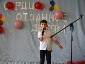 Дзень настаўніка ў Залескай школе